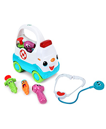 Leap Frog Mobile Med Kit - 2 Years +