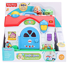 Fisher Price Laugh And Learn Puppy Activity Home