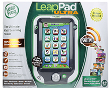 Leap Frog LeapPad Ultra Tablet - Green - 4 To 9 Years