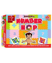 MadRat Games Bheem's Number Hop