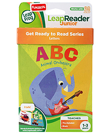 Leap Frog LeapReader Junior - A B C Animal Orchestra