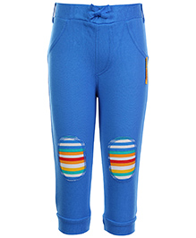 FS Mini Klub Trackpant With Drawstring - Blue