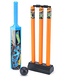 Funfactory Hot Wheels Plastic Cricket Set - Small