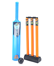 Funfactory Hot Wheels Plastic Cricket Set - Big