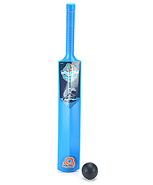 Funfactory Hot Wheels Plastic Bat And Ball Set - Big