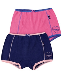 Claesens Shorties - Pack Of 2