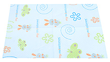My Milestones Disposable Bibs And Table Mat Set - Pack Of 12
