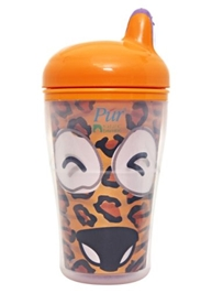 Pur Safari Spout Cup 100 ml - Orange