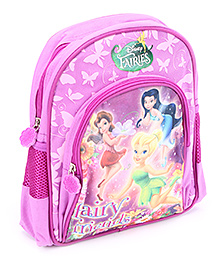 Disney Fairies Todddle Bag - 12 Inches - 6.5 X 23 X 30 Cm