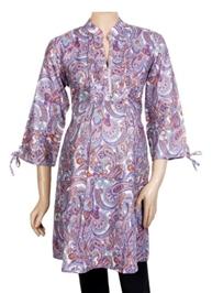 Uzazi - Maternity Wear Long Tunic Top