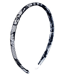 Stol'n Kids Netted Hair Band - Off White - Thickness 1 Cm