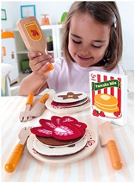 Hape Pancakes Wooden Toy