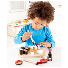 Hape Sushi Selection Wooden Toy