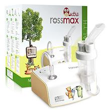 Rossmax Nebulizer With Valve Adjustment Technology