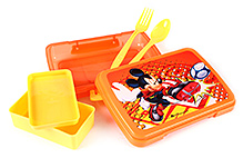 Disney Mickey Mouse And Friends Lunch Box