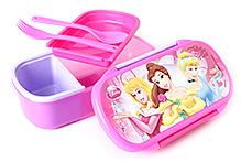 Disney Princess Lunch Box - Pink