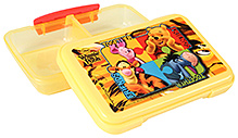 Winnie The Pooh Lunch Box - Yellow