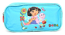 Dora Pencil Pouch - Blue