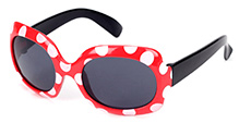 Hopscotch Kids Sunglasses - Polka Dots Prints