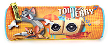 Tom And Jerry Party Print Pencil Pouch