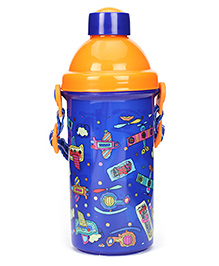 Disney Sipper Bottle - Blue And Orange
