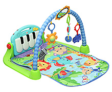 Fisher Price Kick And Play Piano Play Gym - 0 Months +