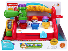Fisher Price Laugh And Learn - Learning Toolbench
