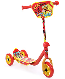 Angry Birds Three Wheel Scooter