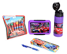 Disney Pixar Car School Kit - Pack Of 5