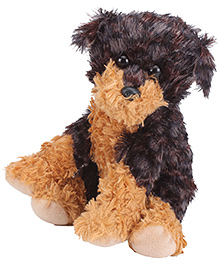 Ty Classic Yapper Dog Soft Toy - Brown