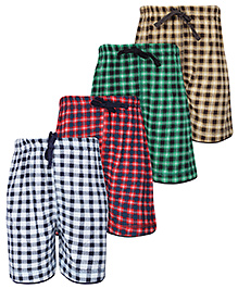 Ollypop Shorts With Drawstring - Set Of 4