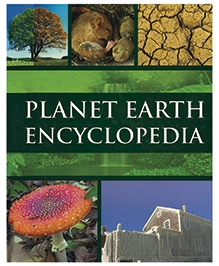 Parragon Planet Earth Encyclopedia - English
