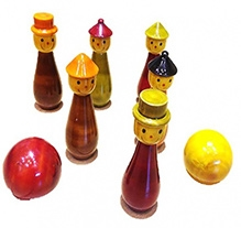 Desi Toys Wooden Gola Nishanbaji