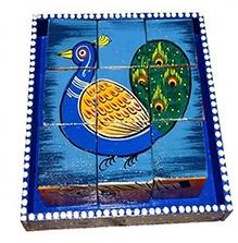 Desi Toys Wooden Gutka Paheli