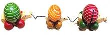 Desi Toys Wooden Kachua Parivar