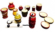 Desi Toys Wooden Khel Pani