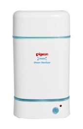 Pigeon - Compact Steam Automatic Feeding Bottle Sterilizer