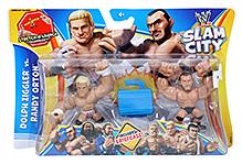 WWE Slam City Figure - Dolph Ziggler Vs. Randy Orton