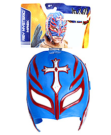WWE Mask Rey Mysterio - Blue And Red