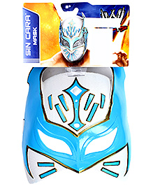 WWE Mask Sin Cara - Blue And White