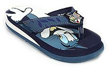 Tom and Jerry Flip Flop - Tom Applique