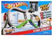 Hotwheels RevUps Stunt Circuit - 4 Years Plus