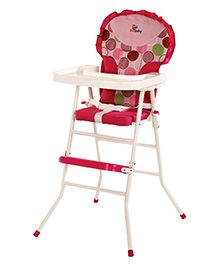 Sunbaby High Chair Multicolor