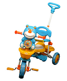 Sunbaby Skydrive Musical Tricycle - Blue
