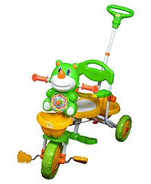 Sunbaby Skydrive Musical Tricycle - Green