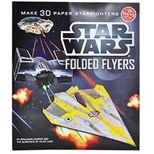 Scholastic Book Star Wars Folded Flyers - English