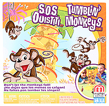 Mattel Tumblin Monkeys Game