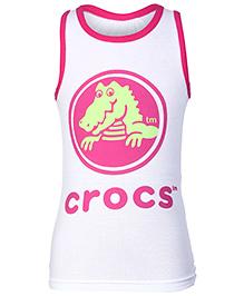Crocs Sleeveless Tank Top - Crocs Print