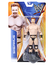 WWE Figure Assortment Sheamus - Height 16 cm