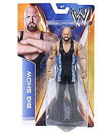 WWE Figure Assortment Big Show - Height 16 cm